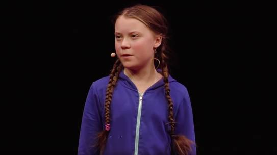 Climate Summit Katowice 2018: We dedicate this article to Greta Thunberg